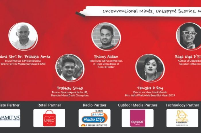 """Svamitva Sponsers """"#TCM Bengaluru"""" an event by the cynical marketer"""